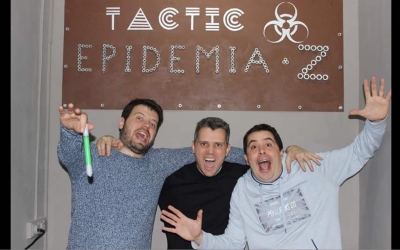11- Epizemia Z – Tactic Escape Room – Barcelona