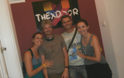 2- The Haunted Prision – The X-Door – Lleida
