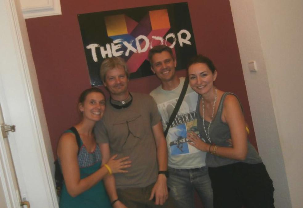 2- The Haunted Prision – The X-Door – Lleida