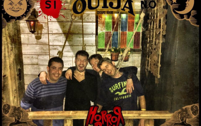 4- OUIJA – Horror Box – Barcelona