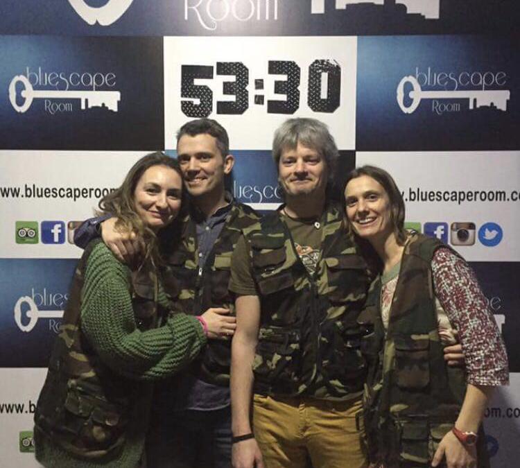 6- Amenaza Nuclear – Bluescape Room – Lleida