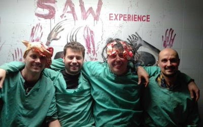 9- Saw Experience – QueStory – Barcelona