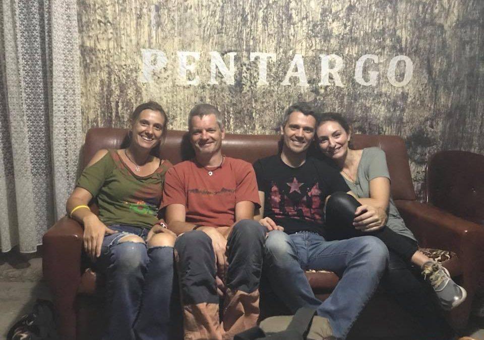 23- Pentargo Experience – L'Albagés