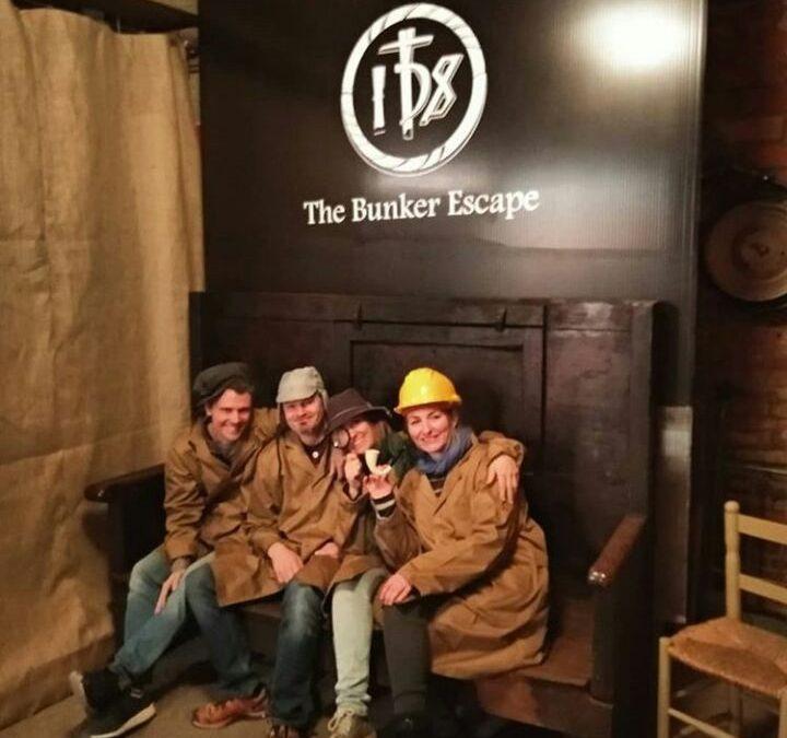 31- The Bunker Escape – Granyena de Les Garrigues