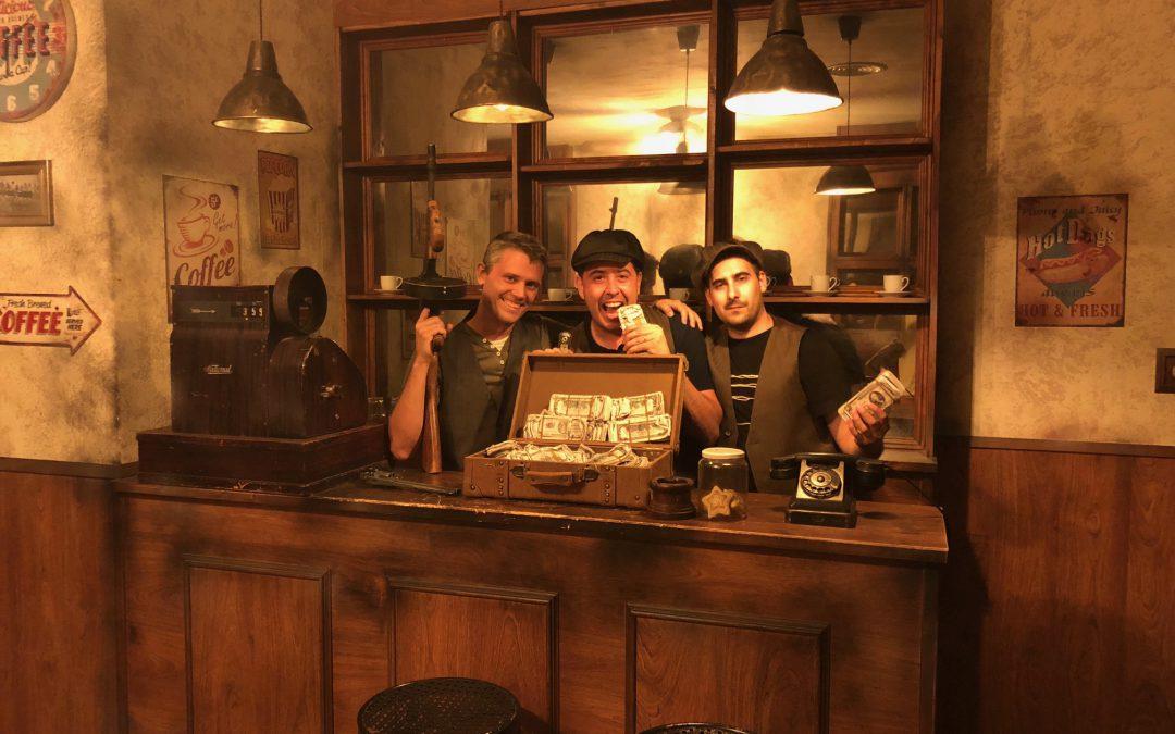 44 – Gangsters Dinero Armas y Alcohol – Barcelona
