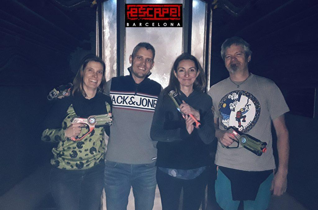 72 – Alien El Origen – Escape Barcelona