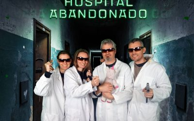 74 – Hospital Abandonado – Maximum Escape